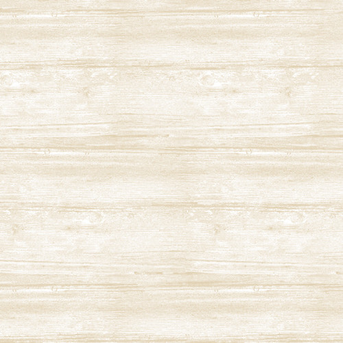 """Washed Wood White Wash 108"""" Cotton Wide Back Quilt Fabric"""