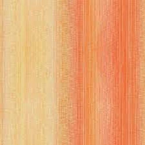 "Ombre Oranges  - Digital Print - 108"" Cotton Wide Back Quilt Fabric"