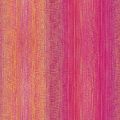"""Ombre Pinks and Oranges  - Digital Print - 108"""" Cotton Wide Back Quilt Fabric"""