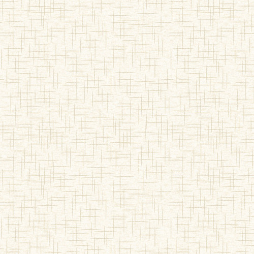 """Linen Texture Cream 108"""" Cotton Wide Back Quilt Fabric by KimberBell Designs"""