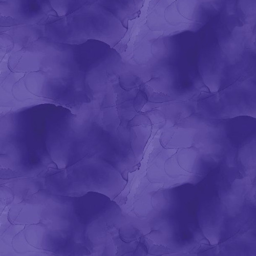 """Watercolor Texture Purple - 108"""" Cotton Wide Back Quilt Fabric  by Stephanie Ryan"""