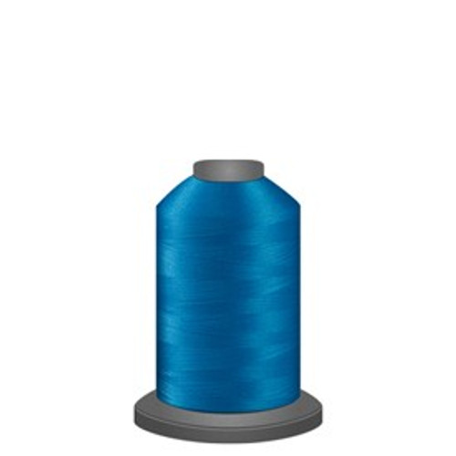 Glide - Marine - 92995 - Spool - 1100 yds - Trilobal Poly No. 40 Embroidery & Quilting Thread