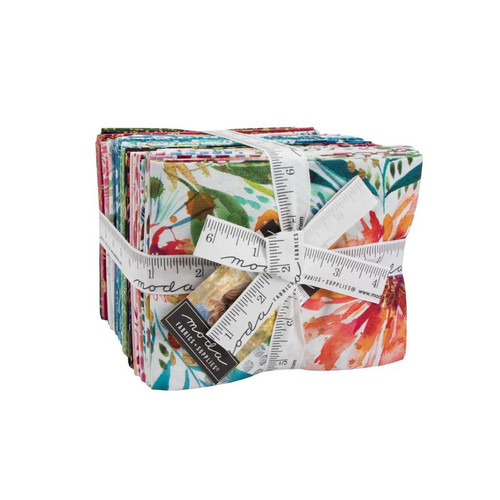 """Moody Bloom AB - 9"""" x 22"""" Precuts - Moody Bloom Collection Designed by Laura Muir"""