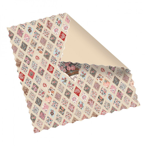 Jane Austen Microfiber Cloth for Eyeglasses or Touch Screens- Designed by Riley Blake