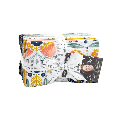 """Nocturnal - 9"""" x 22"""" x 31 Precuts Bundle  - Designed by Gingiber"""