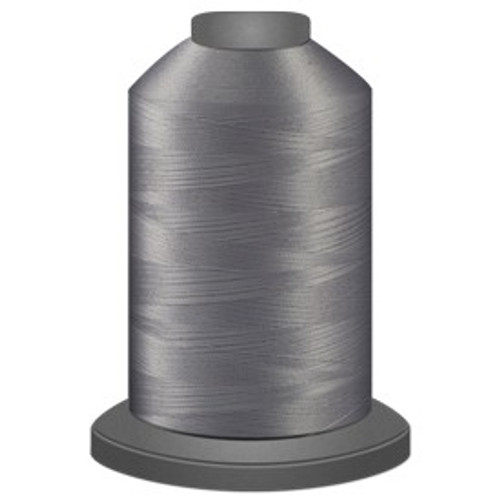 Glide - Cool Grey 3 - 10CG3 - Cone - 5000 yds - Trilobal Poly No. 40 Embroidery & Quilting Thread
