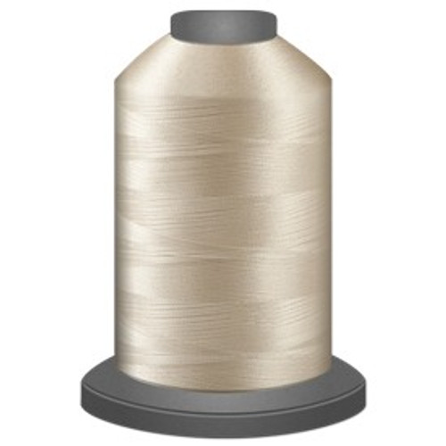 Glide - Linen - 10WG1 - Cone - 5000 yds - Trilobal Poly No. 40 Embroidery & Quilting Thread