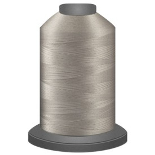 Glide - Warm Grey 4 - 10WG4 - Cone - 5000 yds - Trilobal Poly No. 40 Embroidery & Quilting Thread