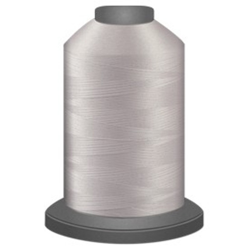 Glide - Bone - 17443 - Cone - 5000 yds - Trilobal Poly No. 40 Embroidery & Quilting Thread