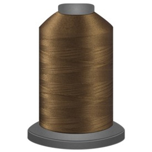 Glide - Leather - 20140 - Cone - 5000 yds - Trilobal Poly No. 40 Embroidery & Quilting Thread