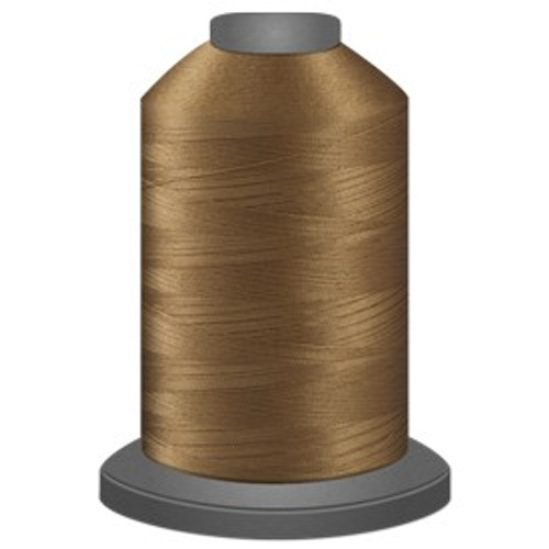 Glide - Vegas Gold - 20872 - Cone - 5500 yds - Trilobal Poly No. 40 Embroidery & Quilting Thread