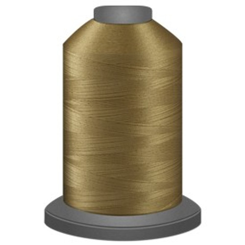Glide - Cleopatra - 24515 - Cone - 5000 yds - Trilobal Poly No. 40 Embroidery & Quilting Thread