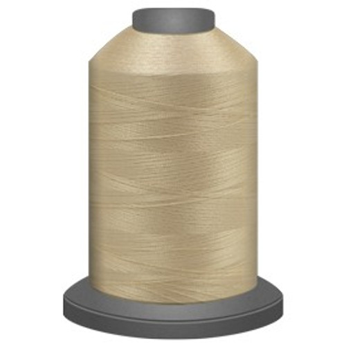 Glide - Shell - 24535 - Cone - 5000 yds - Trilobal Poly No. 40 Embroidery & Quilting Thread
