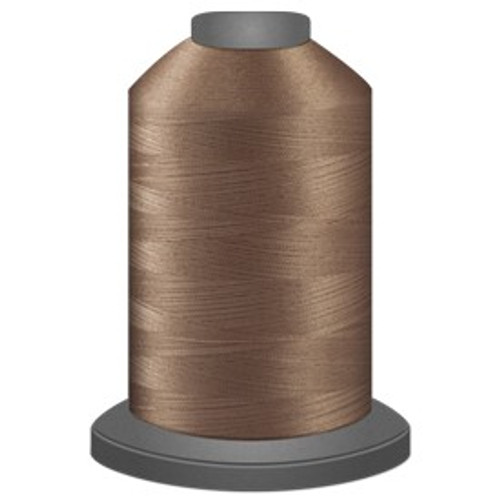 Glide - Light Tan - 24655 - Cone - 5000 yds - Trilobal Poly No. 40 Embroidery & Quilting Thread