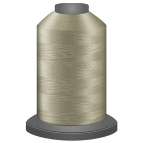 Glide - Wheat - 27500 - Cone - 5000 yds - Trilobal Poly No. 40 Embroidery & Quilting Thread