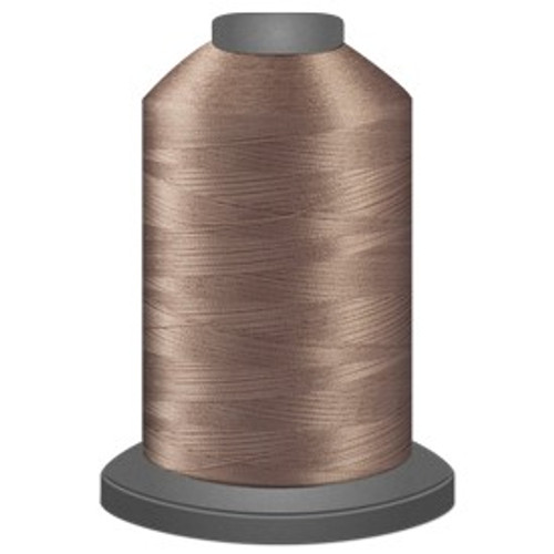 Glide - Coffee - 27504 - Cone - 5000 yds - Trilobal Poly No. 40 Embroidery & Quilting Thread