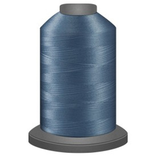 Glide - Graphite - 30644 - Cone - 5000 yds - Trilobal Poly No. 40 Embroidery & Quilting Thread