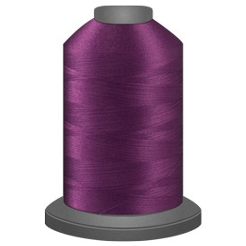 Glide - Iris - 40249 - Cone - 5000 yds - Trilobal Poly No. 40 Embroidery & Quilting Thread