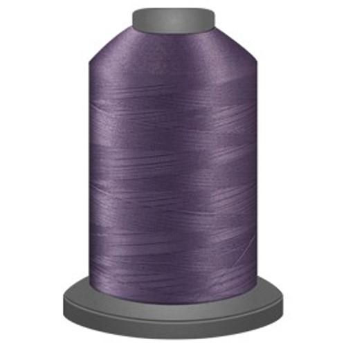 Glide - Wisteria - 40666 - Cone - 5000 yds - Trilobal Poly No. 40 Embroidery & Quilting Thread