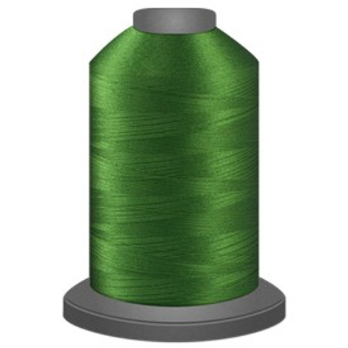 Glide - Aloe - 60371 - Cone - 5000 yds - Trilobal Poly No. 40 Embroidery & Quilting Thread