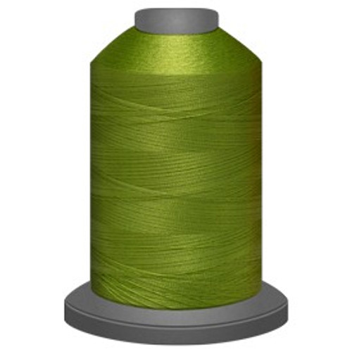 Glide - Avocado - 60382 - Cone - 5000 yds - Trilobal Poly No. 40 Embroidery & Quilting Thread