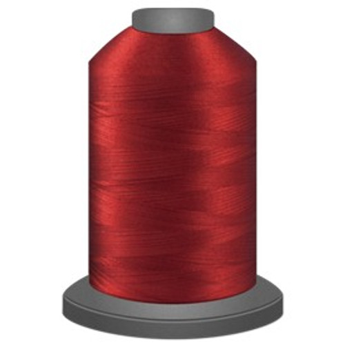 Glide - Garnet - 77427 - Cone - 5000 yds - Trilobal Poly No. 40 Embroidery & Quilting Thread