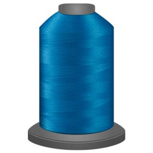 Glide - Marine - 92995 - Cone - 5000 yds - Trilobal Poly No. 40 Embroidery & Quilting Thread