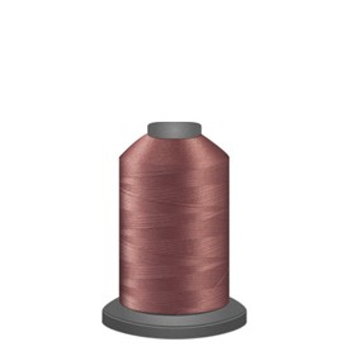Glide - Mauve - 75005 - Spool - 1100 yds - Trilobal Poly No. 40 Embroidery & Quilting Thread