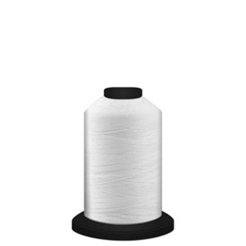 Luminary - White - 60194 - Spool - 700 yds - Trilobal Poly No. 60 - Glow-in-the-Dark Embroidery & Quilting Thread