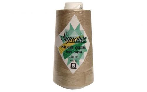 Signature40 - Baguette - 009 - Cone - 3000 Yds - 100% Cotton Quilting Thread