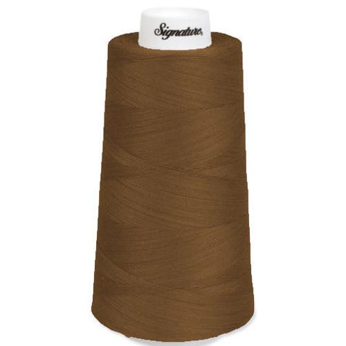 Signature40 - Latte - 588 - Cone - 3000 Yds - 100% Cotton Quilting Thread