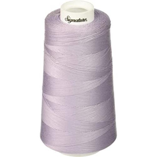 Signature40 - Lavendar - 782 - Cone - 3000 Yds - 100% Cotton Quilting Thread