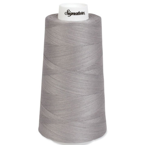 Signature40 - Oyster Shell - 026 - Cone - 3000 Yds - 100% Cotton Quilting Thread