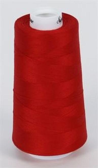 Signature40 - Scarlet - 267 - Cone - 3000 Yds - 100% Cotton Quilting Thread
