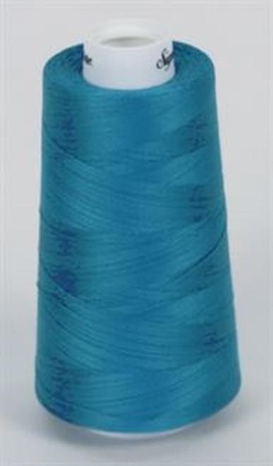 Signature40 - Turquoise - 564 - Cone - 3000 Yds - 100% Cotton Quilting Thread