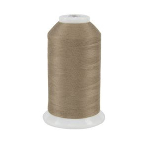 So Fine! #50 - 404 - Mushroom - Cone - 3280 yds - 3-ply Polyester Lint-free Quilting Thread