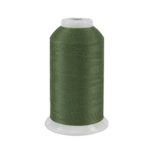 So Fine! #50 - 445 - Fern - Cone - 3280 yds - 3-ply Polyester Lint-free Quilting Thread