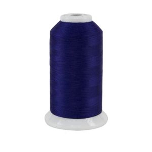 So Fine! #50 - 479 - Mountain Majesty - Cone - 3280 yds - 3-ply Polyester Lint-free Quilting Thread