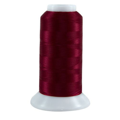 Bottom Line - 603 - Red - Cone - 3000 yds - 60 wt. Polyester Applique & Quilting Thread