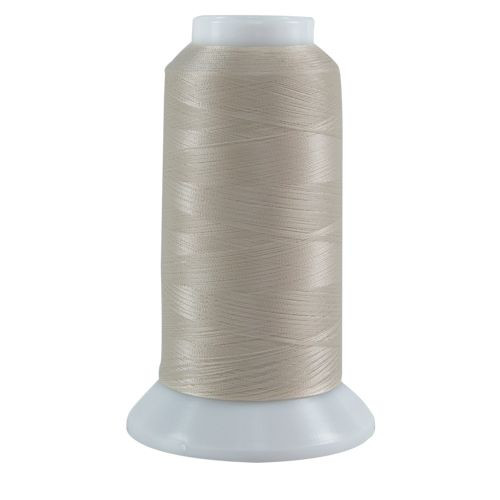 Bottom Line - 655 - Off White - Cone - 3000 yds - 60 wt. Polyester Applique & Quilting Thread