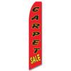 Carpet Sale Feather Flag
