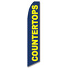 Countertop Feather Flag