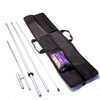 6 ft Blade Flag Pole Kit with Carry Case
