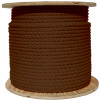 Bronze Wire Center Rope Spool