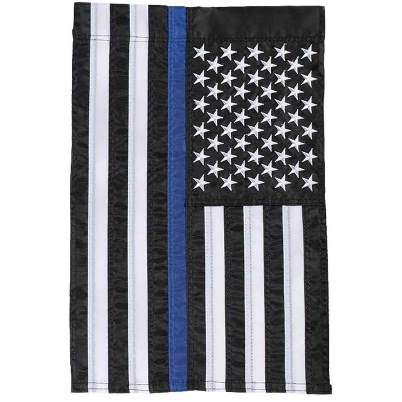 12x18 USA American Flag Sleeved Embroidered Garden Flag USA SHIPPER