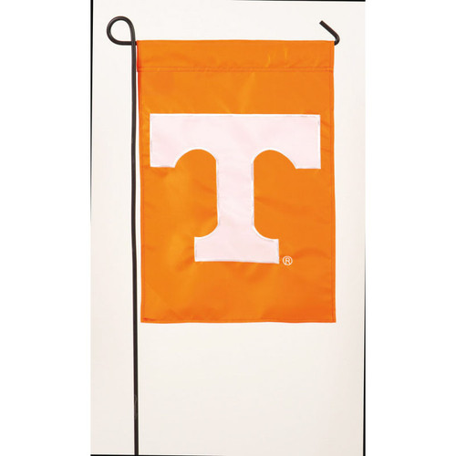 University of Tennessee Double Sided Appliqued Garden Flag