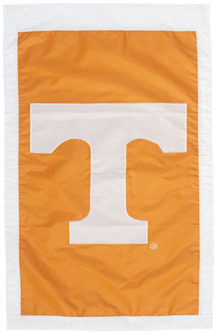 Tennessee Vols Appliqued House Banner
