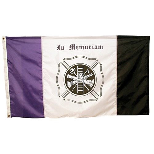 Fireman Mourning
