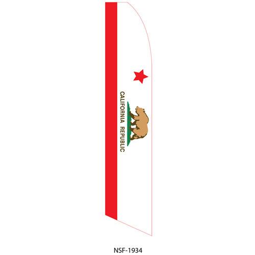 California Feather Flag