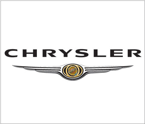 Chrysler Dealership Car Flags
